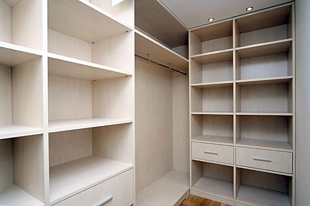 гардеробная комната 3 кв.м фото