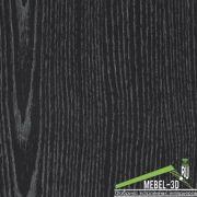 Шелкография - Ясень чёрный патина