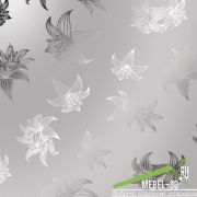 Лилии серебро